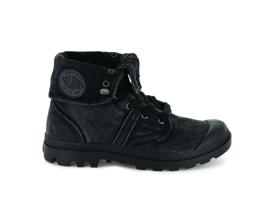 02478-069-M | PALLABROUSE BAGGY | BLACK/METAL - upcube