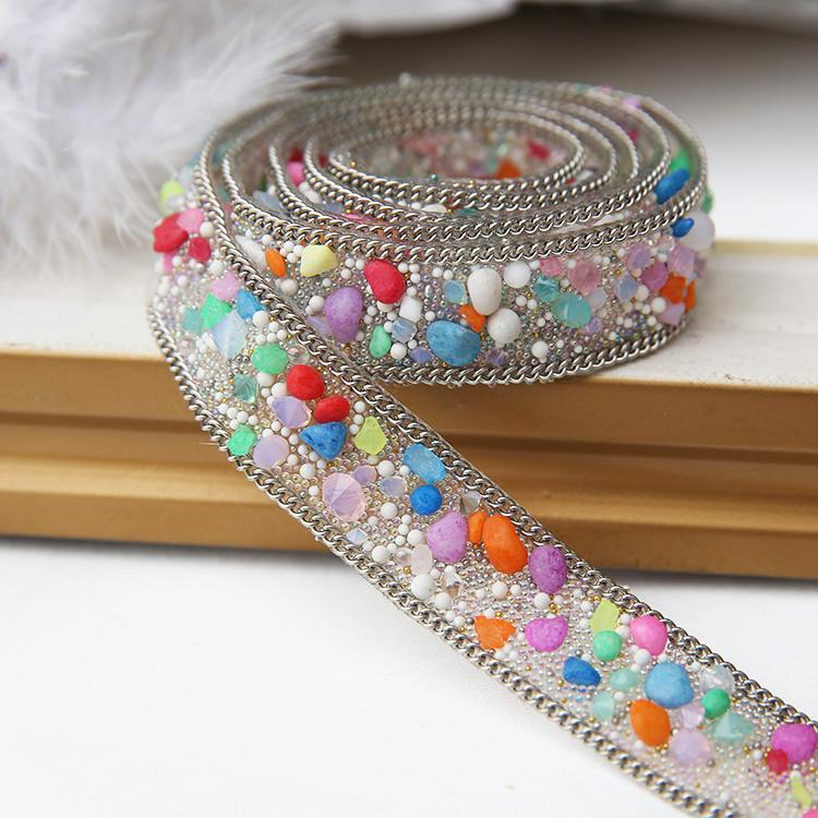 Cute handmade diamond belt, fashion belt