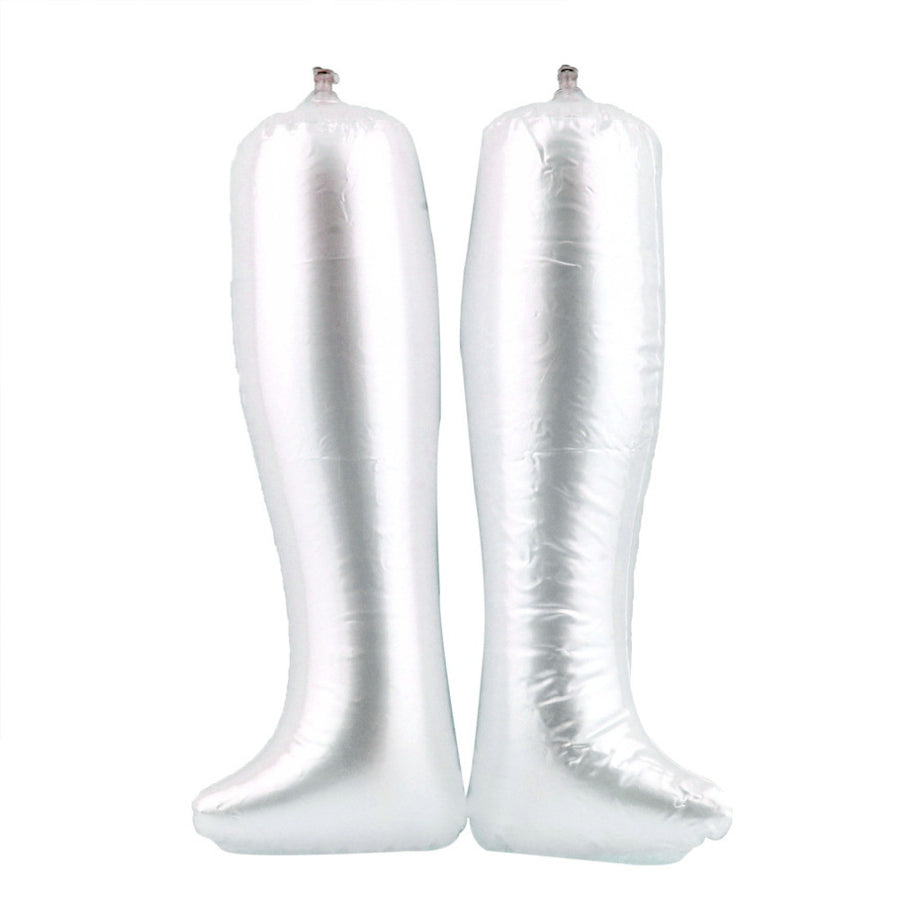 1Pair Reusable Inflatable Stretcher Support Shaper Long Boots Shoes Stand Holder Hot Search