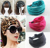 2015 New variety of wear method Cotton Elastic Sports Wide women Headbands for women hair accessories turban headband headwear Hair Accessories eCity- upcube