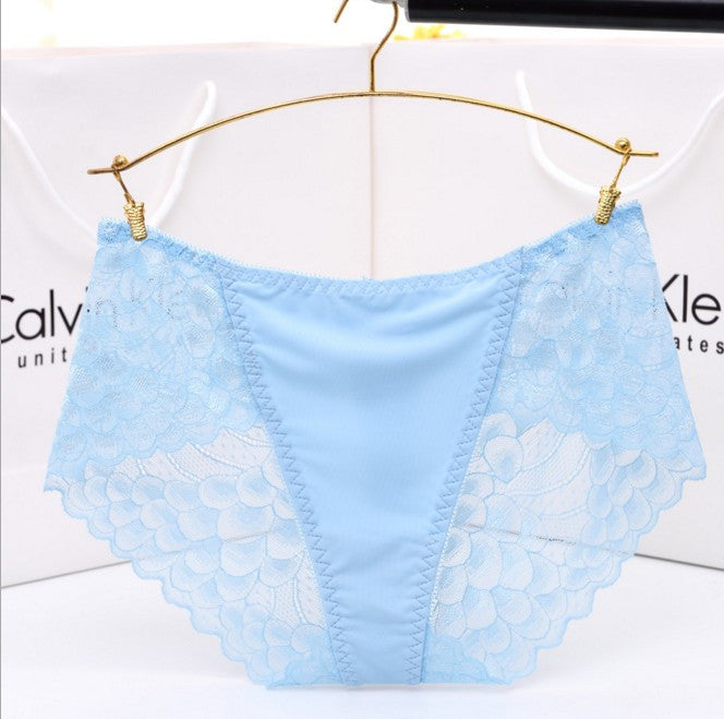 e39825319ae 2016 New arrival women s sexy lace panties seamless panty briefs underwear  intimates free shipping G-