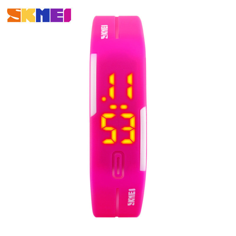 2016 Skmei Lady Watch Fashion Children Electronic LED Digital Wristwatches Sports Watches Boys Girl Ladies Wrist Watches Relojes