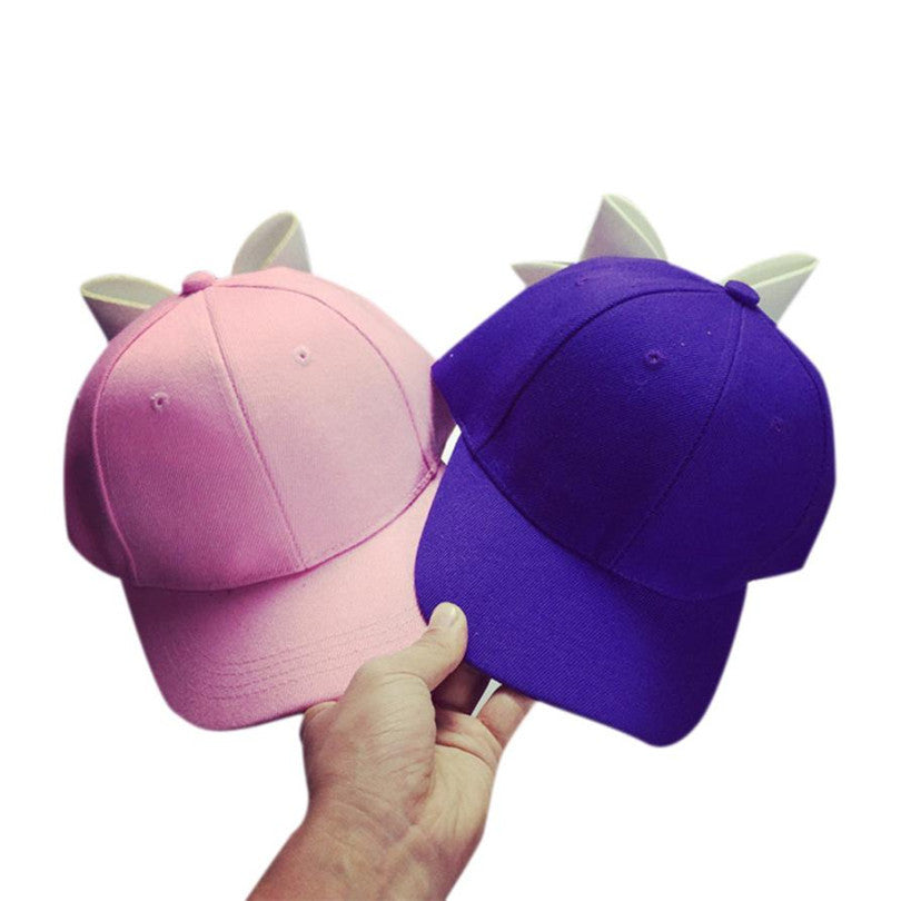 2017 Durable Summer Style Caps Baseball Caps Fashion casquette  Hip Hop  Solid Bow Girl Cap Snapback Hip Hop Cap J524 Baseball Caps Wings of Future Store- upcube