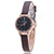 2017 Lady Casual Bracelet Watch Women Fashion Slim Mesh Band Clock Girl Dress Quartz Wristwatch Womens Reloj Relogio Feminino