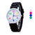 2017 Women Silicone watch Motion Quartz Watches Sports Wrist Watch montre femme Electronic watches for Women YH35