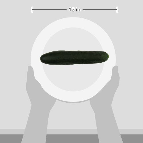 Cucumber, Medium Grocery Amazon- upcube