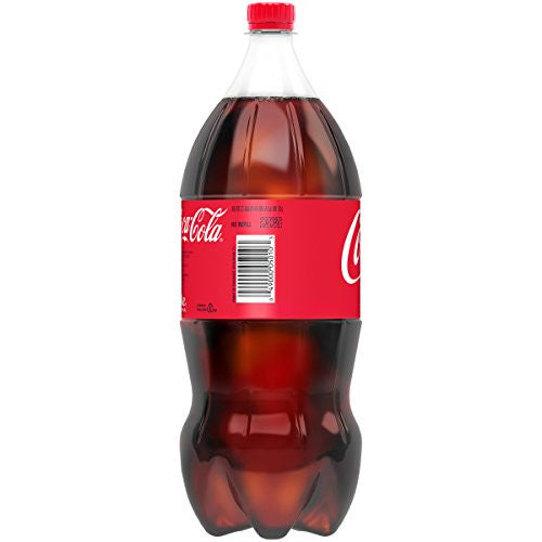 Coca-Cola, 2 Liter Beverages Amazon- upcube