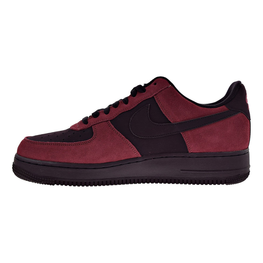 get cheap 5ae42 7bb20 Nike Air Force 1  07 Low Men s Shoes Port White Black Port Wine