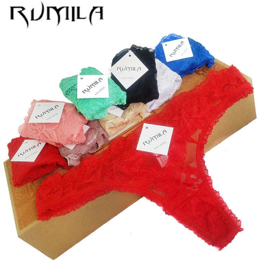 8color Gift full beautiful lace Women's Sexy lingerie Thongs G-string Underwear Panties Briefs Ladies T-back  1pcs/Lot zhx9402 G-Strings, Thongs & Tangas fast shipping above 250usd- upcube