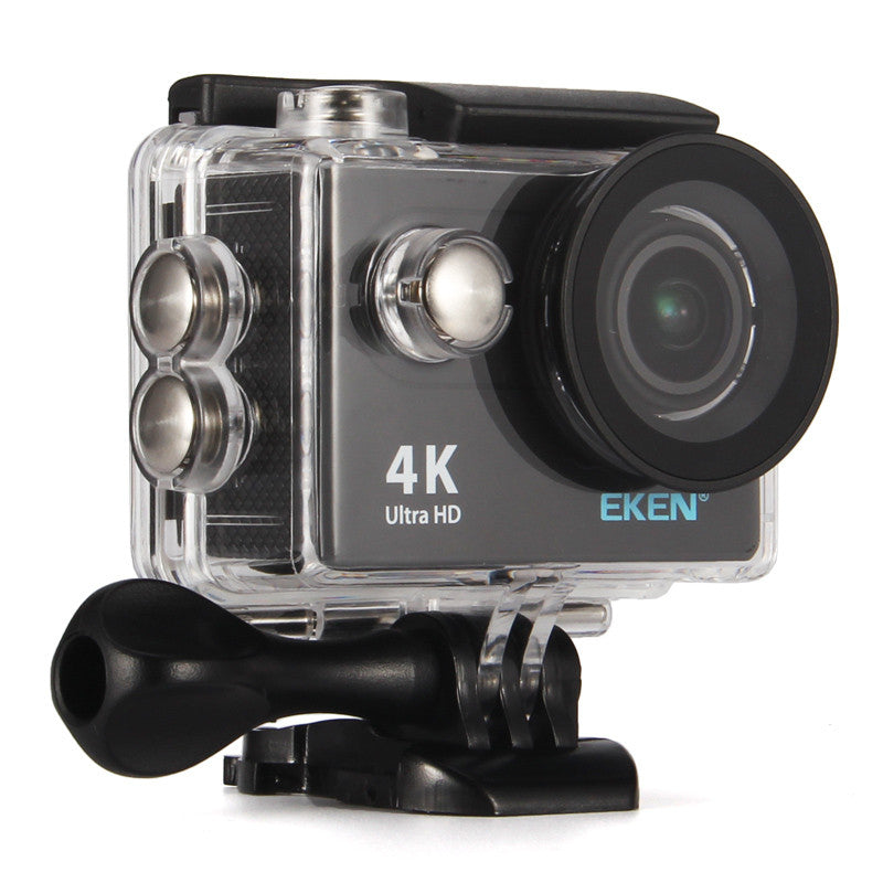 Action camera deportiva Original EKEN H9 / H9R remote Ultra HD 4K WiFi 1080P 60fps 2.0 LCD 170D pro sport waterproof go camera Camcorders ATPowers- upcube