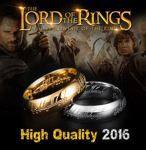 BEIER 316l stainless steel The Lord of the Rings fashion men ring popular exqusite jewelry BR-R059
