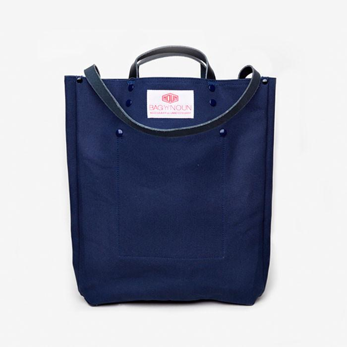 Bag n Noun Tool Bag with Leather Strap in Blue