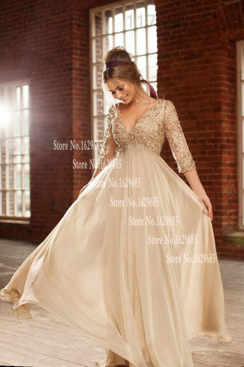 Plus Size Maternity Evening Dresses Formal Gowns - Ficts
