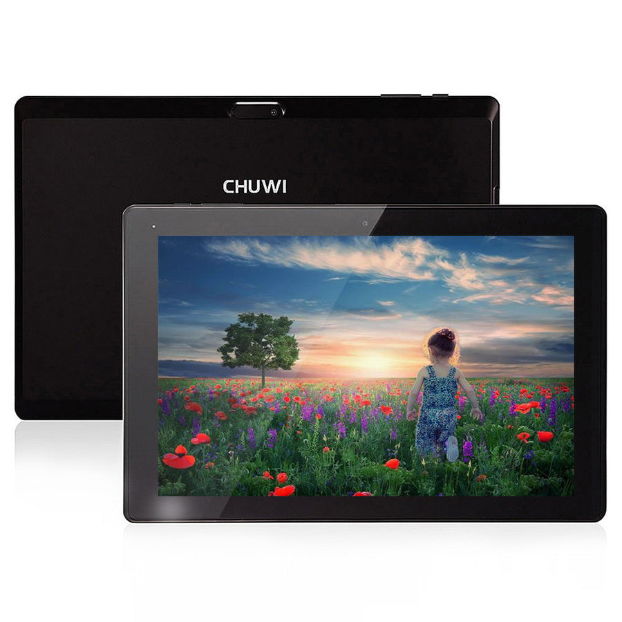 "Chuwi Hi10 10.1"" Windows10 & Android 5.1 Intel Cherry Trail Z8300 4GB/64GB Quad Core IPS 1920*1200 1.84GHz Tablet PCs"