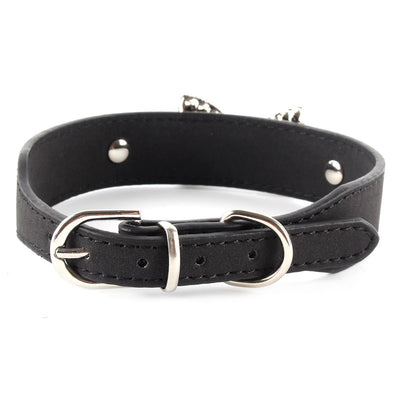 dog collar bling personalized pet dog collars with buckle puppy cat
