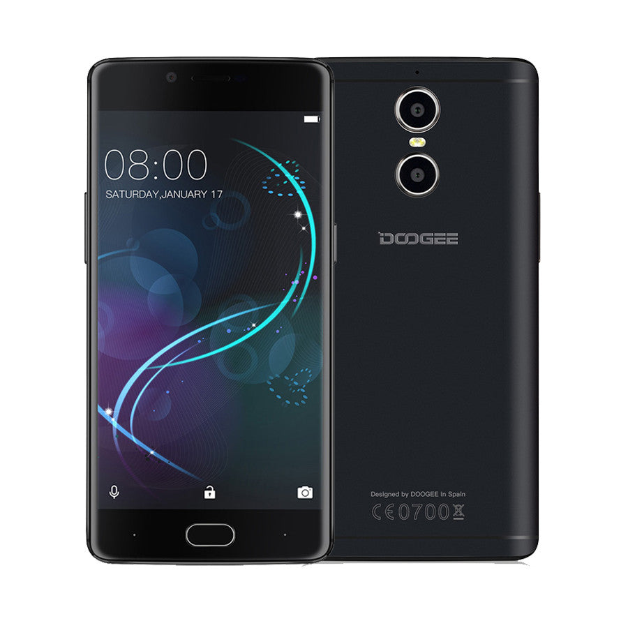 Doogee Shoot 1 MT6737T Quad Core Smartphone 5.5 inch Android 6.0 2GB RAM 16GB ROM Dual Camera Fingerprint ID 4G LTE Mobile Phone
