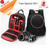 Dslr Camera Video bags Camera backpack Multi-Functional Photographer Photo Backpack Waterproof Double Shoulder for nikon canon