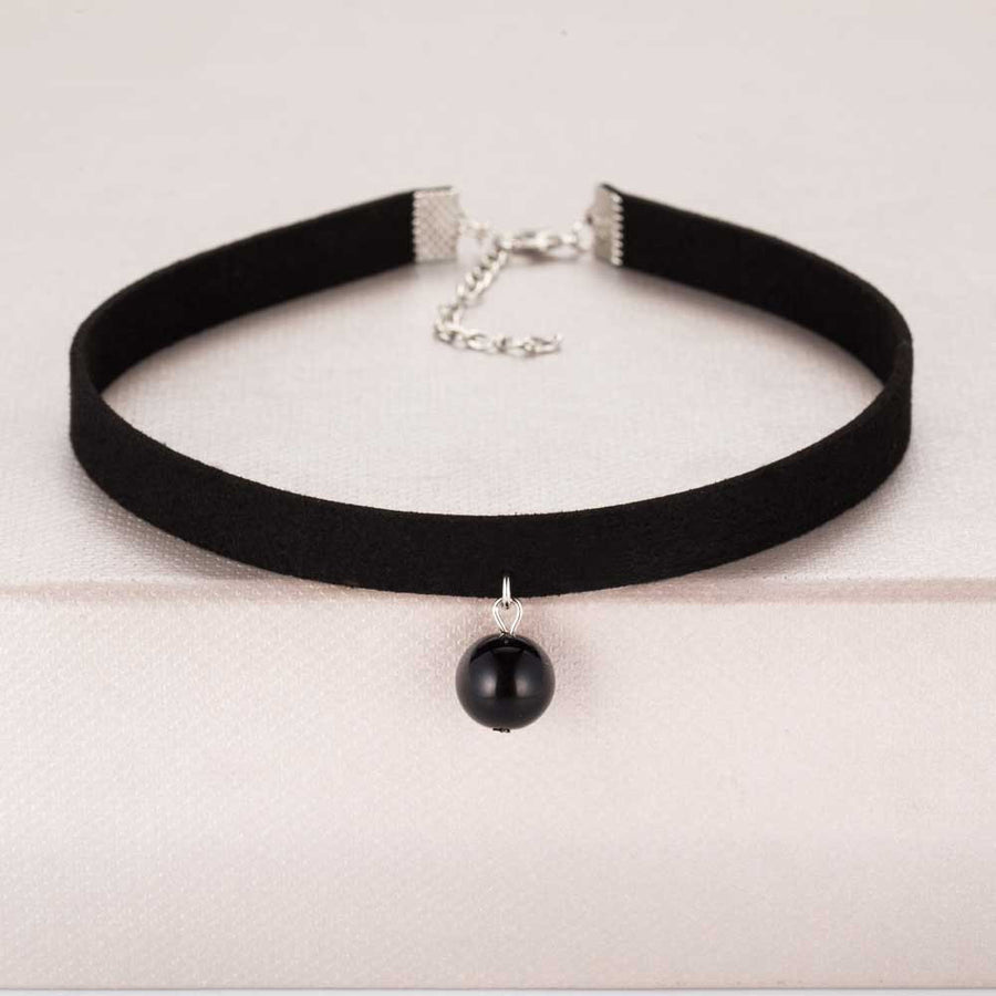 Fashion Black Rope Resin Pendant Choker Necklaces Jewelry For Women 2016 Newest Statement Necklaces Collares Hot Free shipping