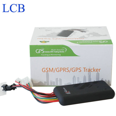 Free Shipping gps tracker gps tracking ! Mini car Vehicle GPS Tracker GT06  with Cut off fuel / Stop engine / GSM SIM alarm
