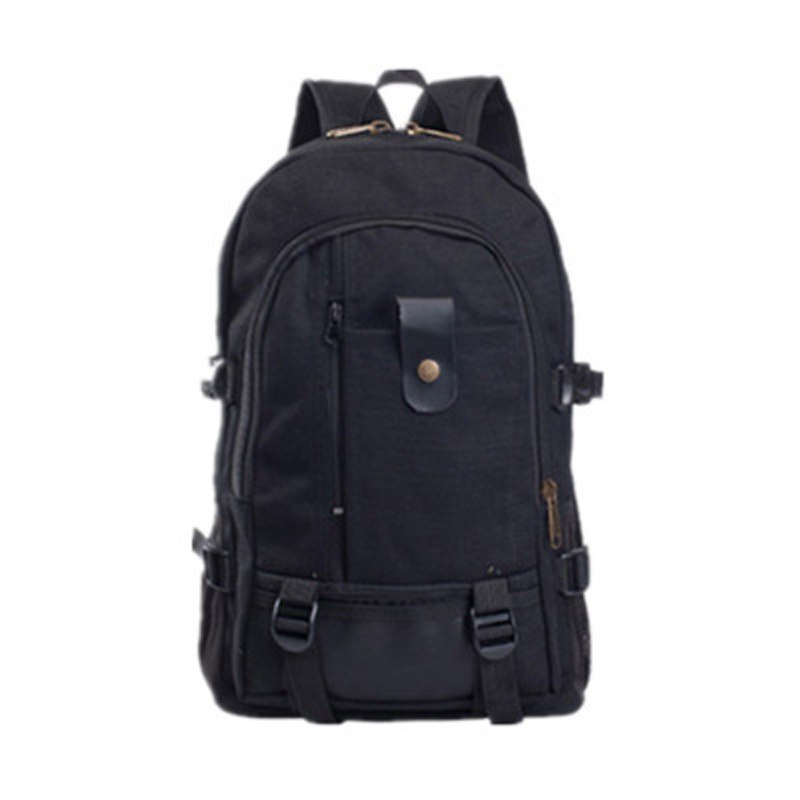 Men Backpack Mochila Masculina Waterproof For Outdoor Sports Fitness Gym Bags Canvas Travel Backpacks College Bag Unisex Bagpack