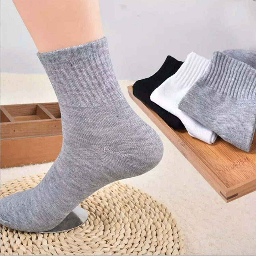 Underwear & Sleepwears V-hanver Factory Original 6 Colors Mens Socks Cotton Colorful Dress Happy Socks Novelty Printing Patterned For Christmas Gift Soft And Light