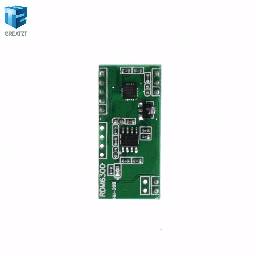 125Khz RFID Reader Module RDM6300 UART Output Access Control System  forarduino Best prices