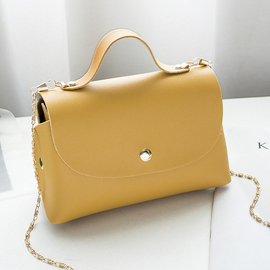Fashion Buckle MetStrap Women Shoulder Bag Top Quality Hnadbag Crossbody Bags For Women New Arrival Messager Bags Designer