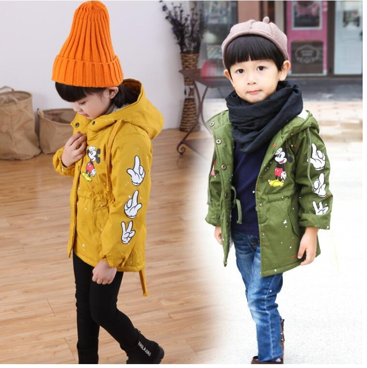a55ea6433 Free shipping Spring Autumn Jackets for Boy Coat Bomber Jacket Army Gr