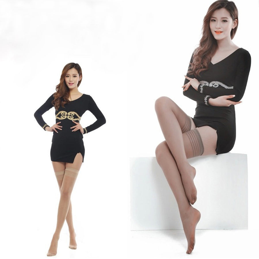 Women Sexy Lingerie Lady Black Lace Pantyhose Stocking Hosiery Exotic Hosiery Tights Sexy Ladies Women Cheap Thin High Stockings