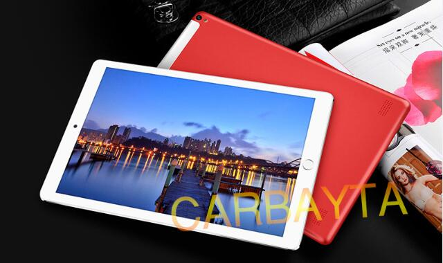 2018 Original 10.1' 32GB Nice Tablets Android 4.42 Octa Core Dual Camera Dual SIM Tablet PC WIFI OTG GPS Google Metal tablet PCS