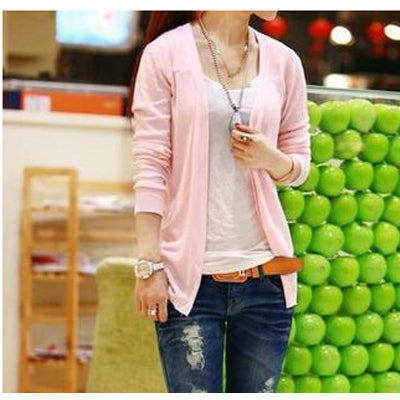 07a86af5a01b Summer Cardigan Women Sweater Knitted Small Cardigans Sweater Woman Thin  Cardigans Feminino 2018 Sueter Mujer Cute