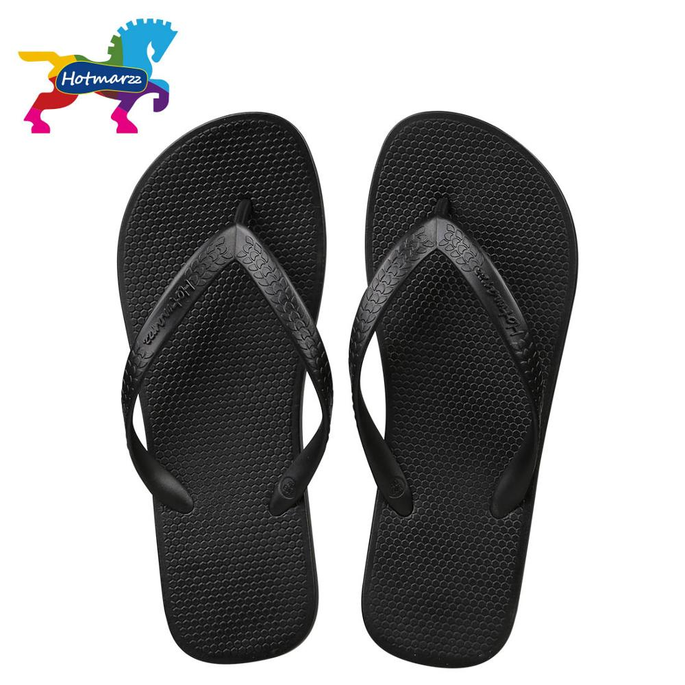 dd5ebd347fb2 Hotmarzz Men Sandals Women Unisex Slippers Summer Beach Flip Flops Designer  Fashion Comfortable 2017 Pool Travel