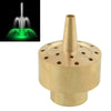 "1/2"" DN15 High Quality Brass Column Fireworks Fountain Nozzles Sprinkler Spray Head NB0374 - upcube"