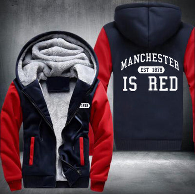 2017 new hot style hoodies Men and Women Sweatshirts Manchester Tops USA Size fast ship full Fleece best quality  dailytechstudios- upcube