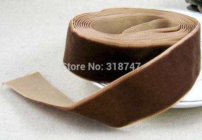 "1"" 25-26mm width velvet ribbon for packing and decoration (2 yards / lot) 040003005003 - upcube"