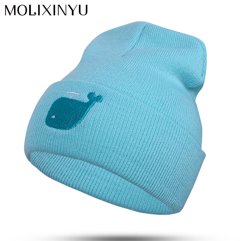 1ef6be91e MOLIXINYU 2017 New Cute Kids Hat For Girls Cap Winter Baby Hat For Children  Cap Skullies Beanies Girls Hats Warm Cap