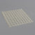 100pcs/set Self Adhesive Feet Clear Semicircle Bumpers Door Cabinet Drawers Buffer Pads Silicone Feet