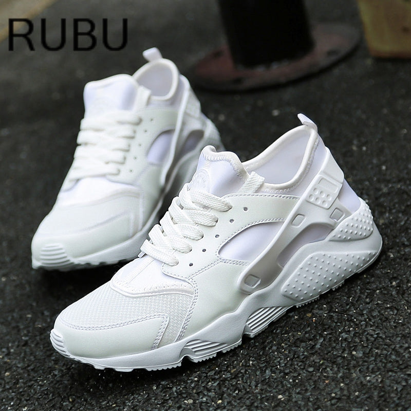 e344936adc47 New Tide Men s Mesh Breathable Male Shoes Men Lace Up Comfortable Lovers  Sport Shoes Exercice Chaussures