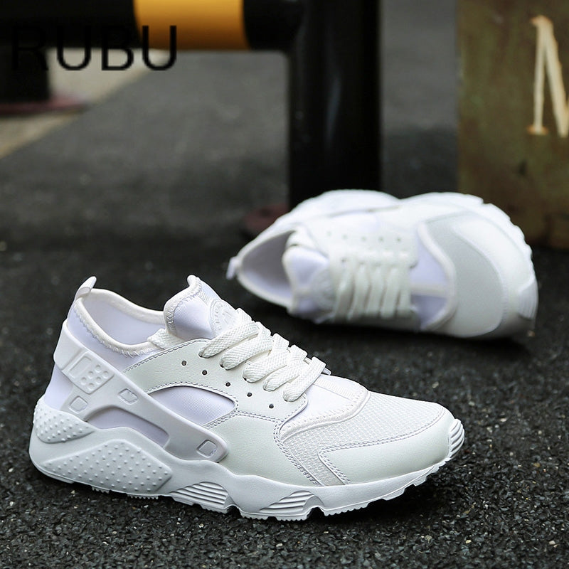 0938711b863b New Tide Men s Mesh Breathable Male Shoes Men Lace Up Comfortable Lovers Sport  Shoes Exercice Chaussures