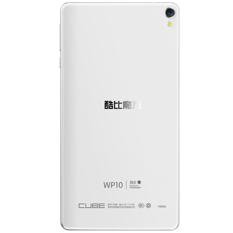 "6.98"" AlldoCube T698 WP10 Mobile 4G Phone Call Tablet PC Windows 10 2GB 16GB Qualcomm MSM8909 Quad-core 2 SIM BT OTG GPS 5.0MP"