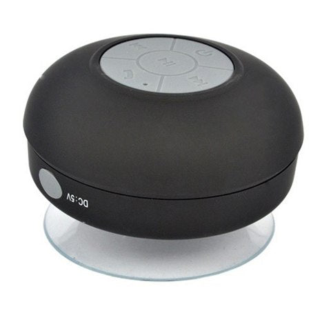 Water proof wireless BTS-06 receiver Hands-free  Music Player   Bluetooth  speaker For iPhone xiaomi Oppo and tablet
