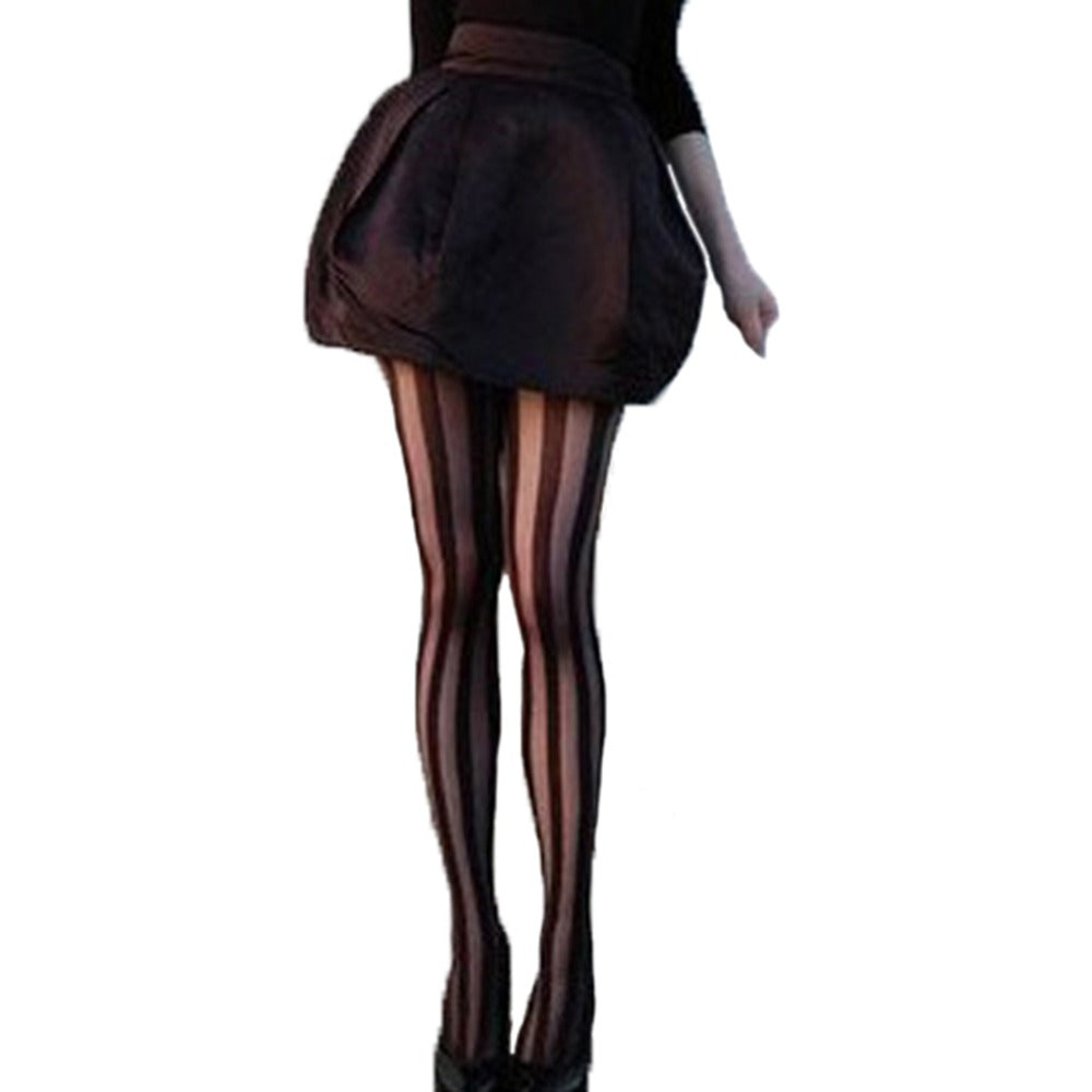 3b1a0a23c1d Restore ancient ways show wide thin strap tights women European and  American wind sexy pantyhose ladies
