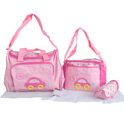 b9dfcdd12bb9 4pcs set Diaper s Bags for Baby Durable Mother Wet Bag Fashion Mummy Bag  UpCube-