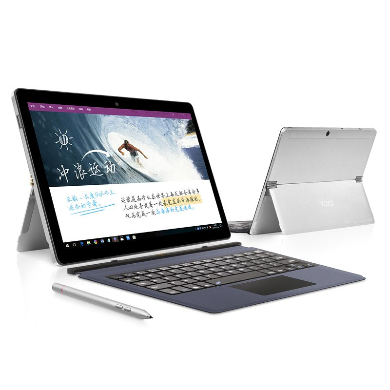 VOYO Vbook i3 2 in 1 Tablet PC intel Quad-Core 8GB Ram 128GB Rom 10.1 inch 1920*1200 IPS Windows 10 4G LTE Dual-Band WIFI HDMI
