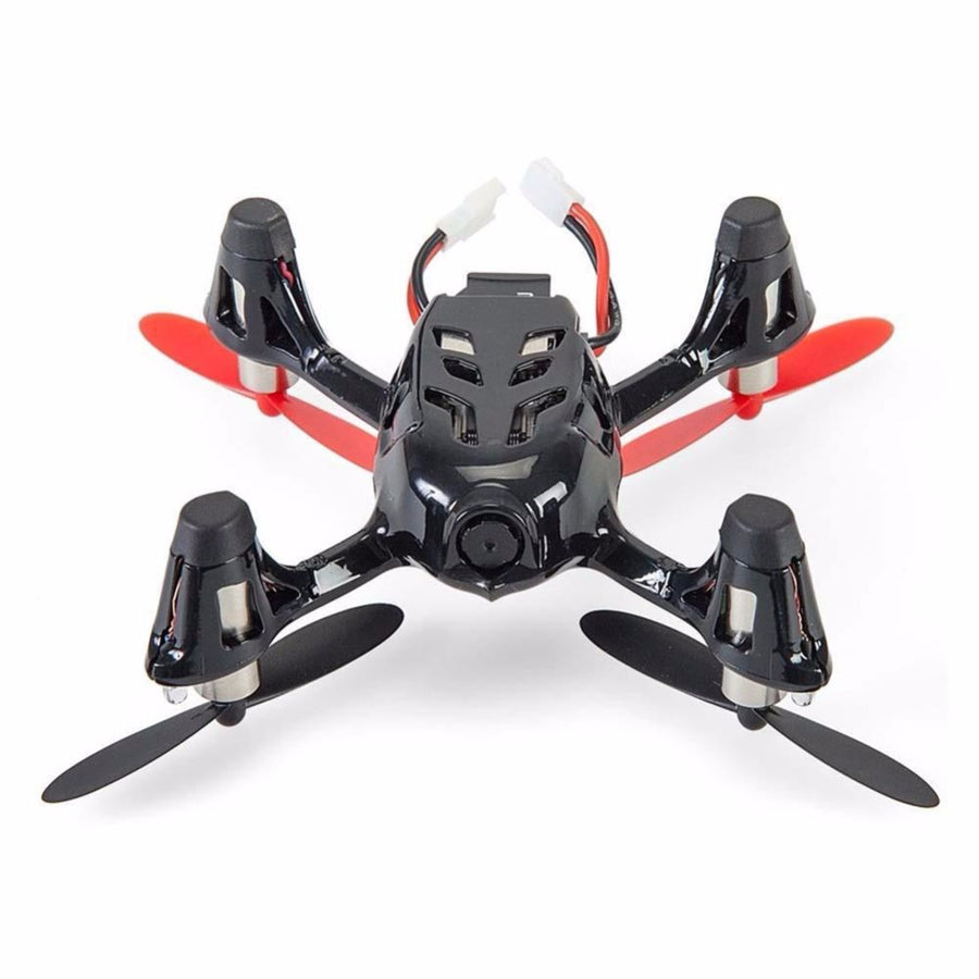 Hubsan X4 H107C 2.4G 4CH RC Quadcopter with 2MP Camera Gyro Drone Black & Red