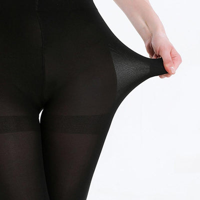 e21a6a1d037 20D Elastic Magical Stockings New Women Seamless Sexy Black Thin Pantyhose  Ladies Tights Stocking Sheer Mesh