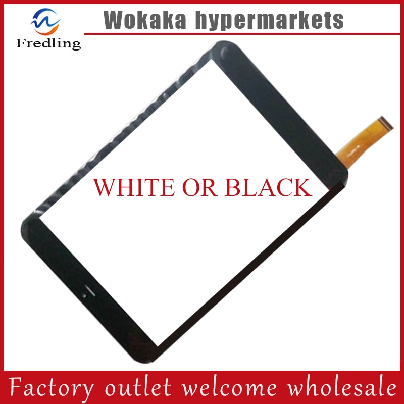 White or black 7.85 roverpad sky 7.85 3g capacitivo touch screen digitizer sensor tablet touch panel free shipping