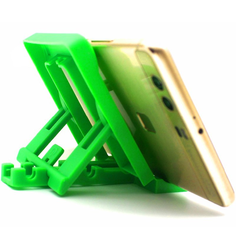 Folding Table cell phone support ABS holder desktop stand for your phone Smartphone Tablet Support Phone holder