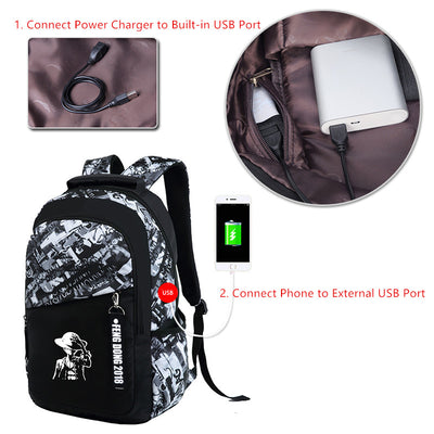 FengDong brand fashion girl schoolbag backpack usb bag children school bags  for boys kids cartoon backpack 1c2857d61ba1d