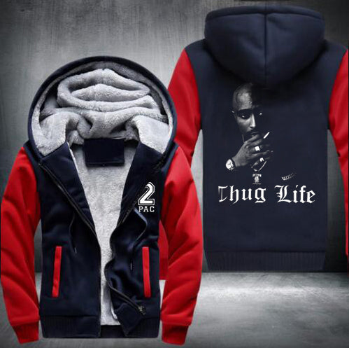2017 hot style hoodies men and women full wool and cotton NO.2 pac fast ship best quality USA size